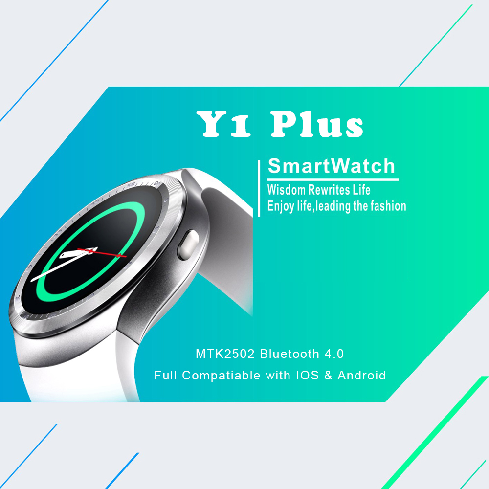 Y1 Plus Smart Watchbluetooth Smartwatch With Heart Rate Monitor Watch File Name Formatsize